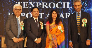TEXPROCIL Celebrates The Achievement Of Its Member Exporters At The Annual Awards Presentation