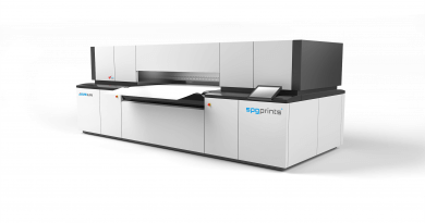 SPGPrints' JAVELIN® digital printer and advanced rotary screen solutions feature at ITM 2018