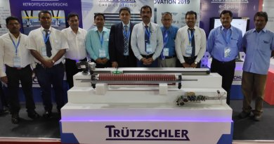 Truetzschler,received overwhelming response at TEXFAIR 2019 Coimbatore
