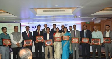 Textile Machinery Manufacturers' Association (India)   Export Excellence and R&D Awards 2018-19