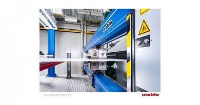Smart solutions for textile finishing