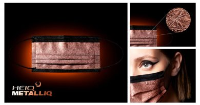 HeiQ launches high-tech mask featuring ground-breaking copper technology